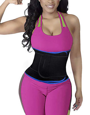 Neoprene Sweat Slim Thigh Trimmer Waist Trainer Leg Shapers Slender Slimming